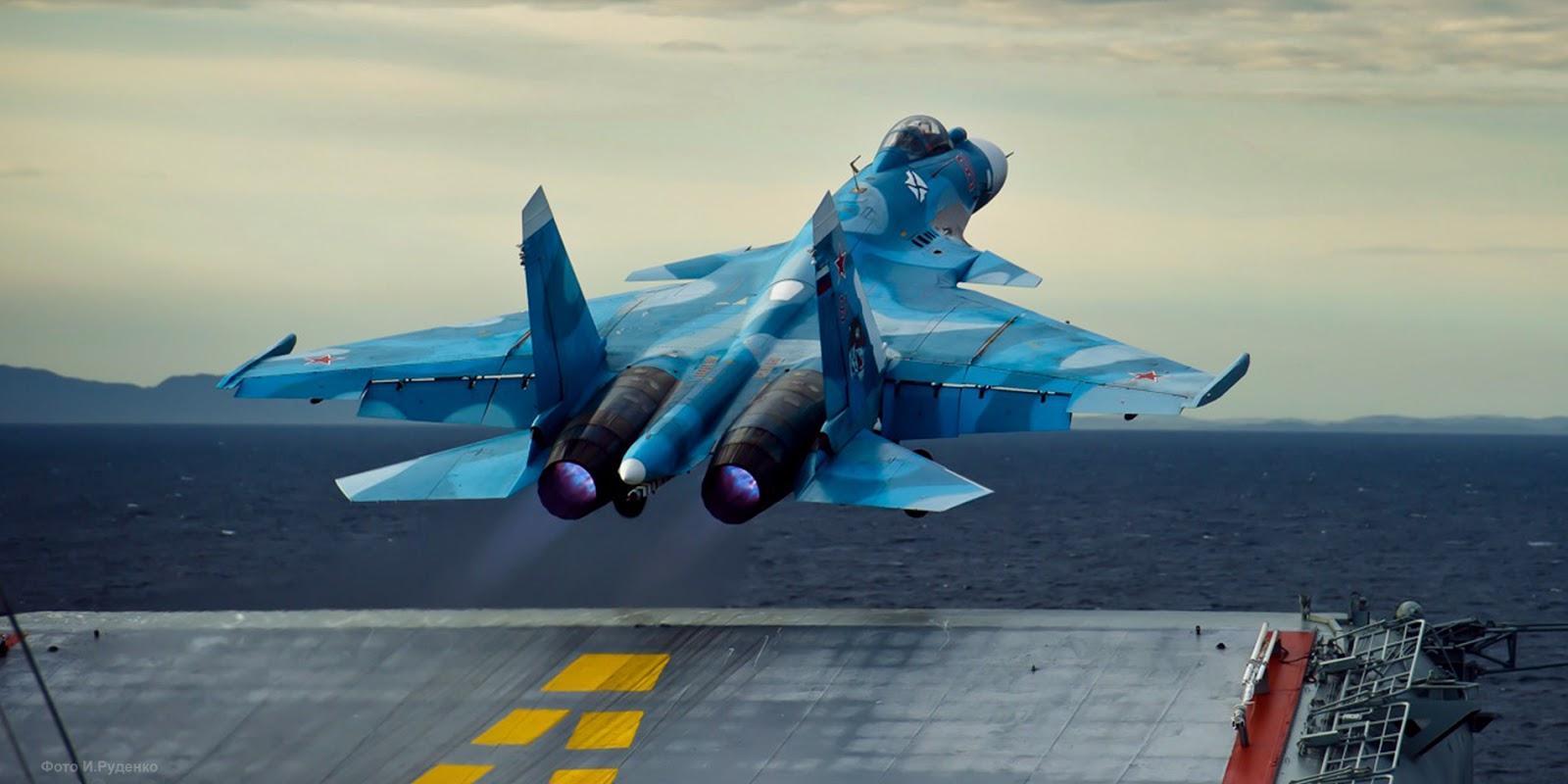Su-33 Savaş Uçağı